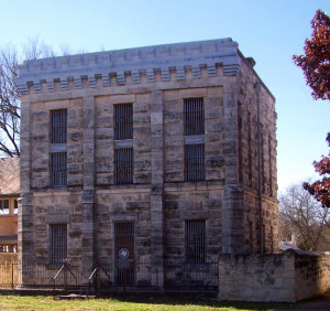 Old Jail - Fredericksburg