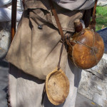 Gourd canteen and cup