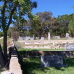Old Graveyard, Menard - smaller- Roadside Texas