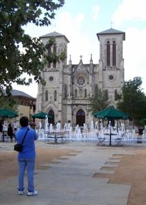 San Fernando and Main Plaza