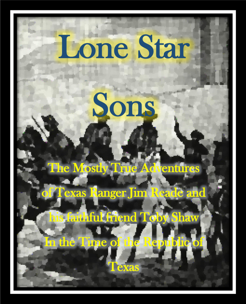 Lone Star Sons Logo - Cover