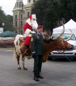 Santa Onna Longhorn #1