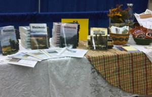 My author table
