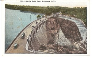 Devil's Gate Dam, La Crescenta, California