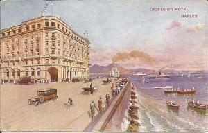 Excelsior Hotel, Naples