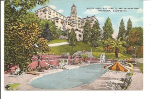The Hotel Vista del Arroyo, Pasadena, California