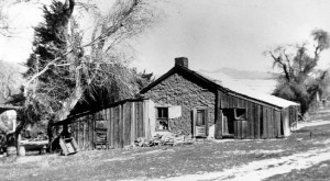 The Carrillo Ranch house - circa 1929