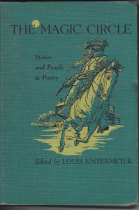 The Front Cover - if there was ever a dust-jacket, I don't remember it