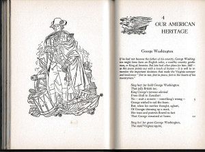A Poem about George Washington - Illustrated