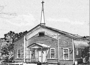 Luna City First Methodist Church